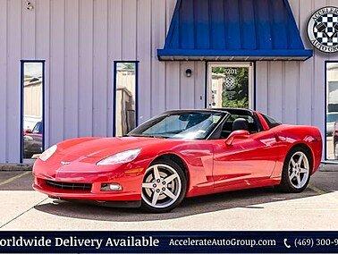 2006 Chevrolet Corvette for sale 101536661