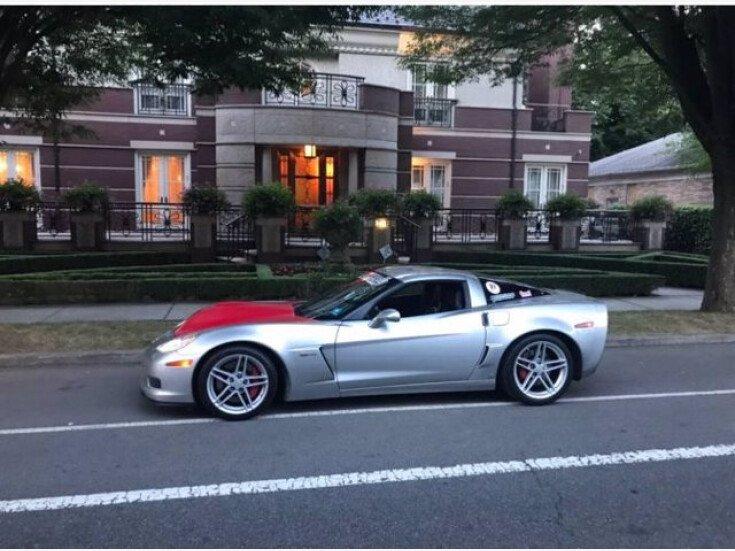 2006 Chevrolet Corvette for sale 101587919