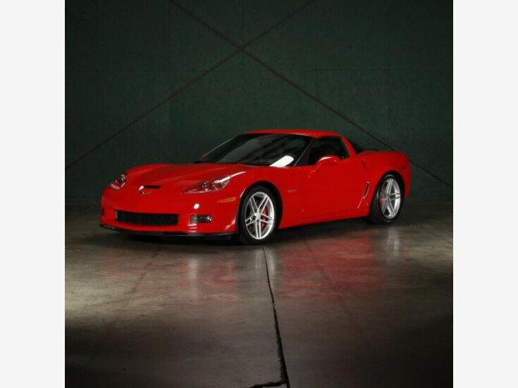 2006 Chevrolet Corvette Z06 Coupe for sale 101610115
