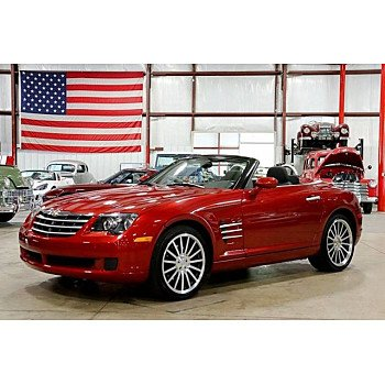 2006 Chrysler Crossfire Convertible for sale 101209312