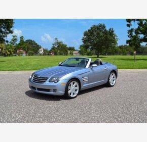 2006 Chrysler Crossfire for sale 101375623