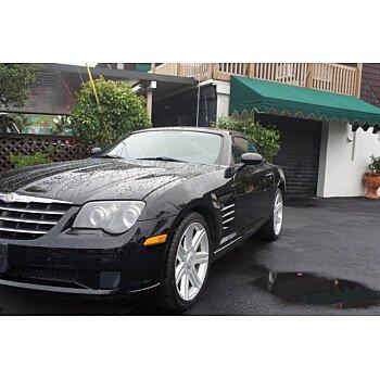 2006 Chrysler Crossfire for sale 101438327