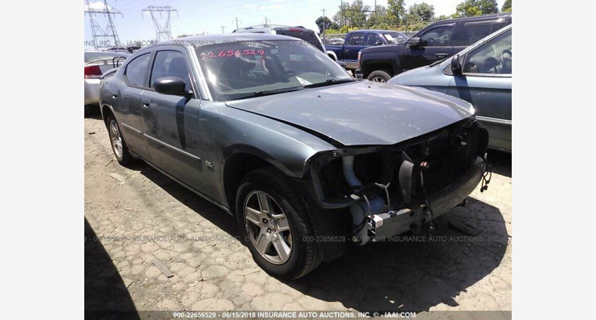 2006 Dodge Charger for sale 101015436