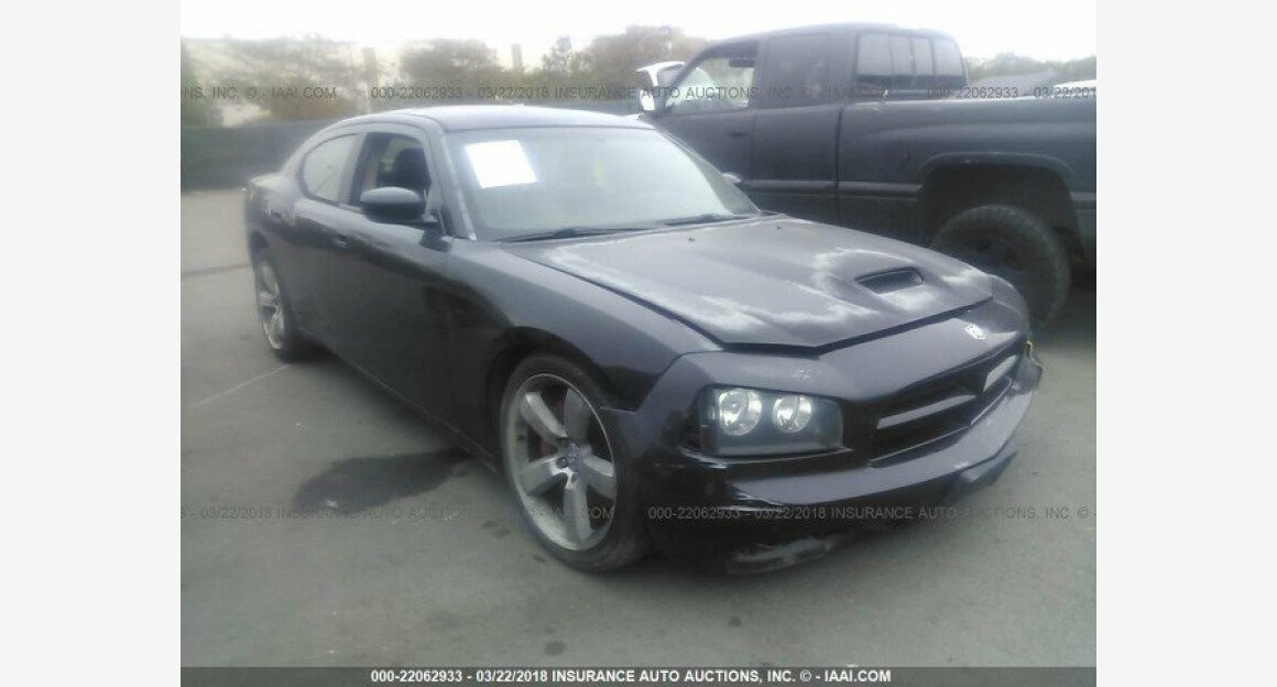 2006 Dodge Charger SRT8 for sale 101015508