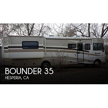 2006 Fleetwood Bounder for sale 300181508