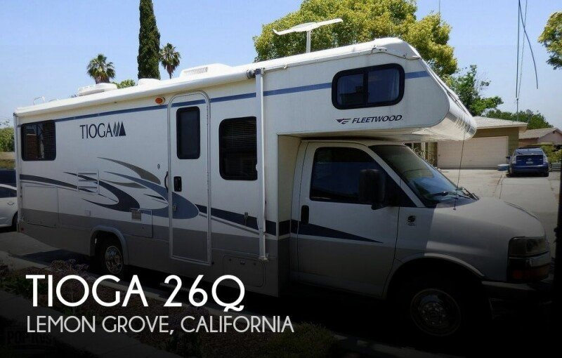 Fleetwood Tioga RVs for Sale - RVs on Autotrader