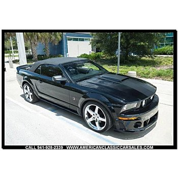 2006 Ford Mustang GT Convertible for sale 101004942