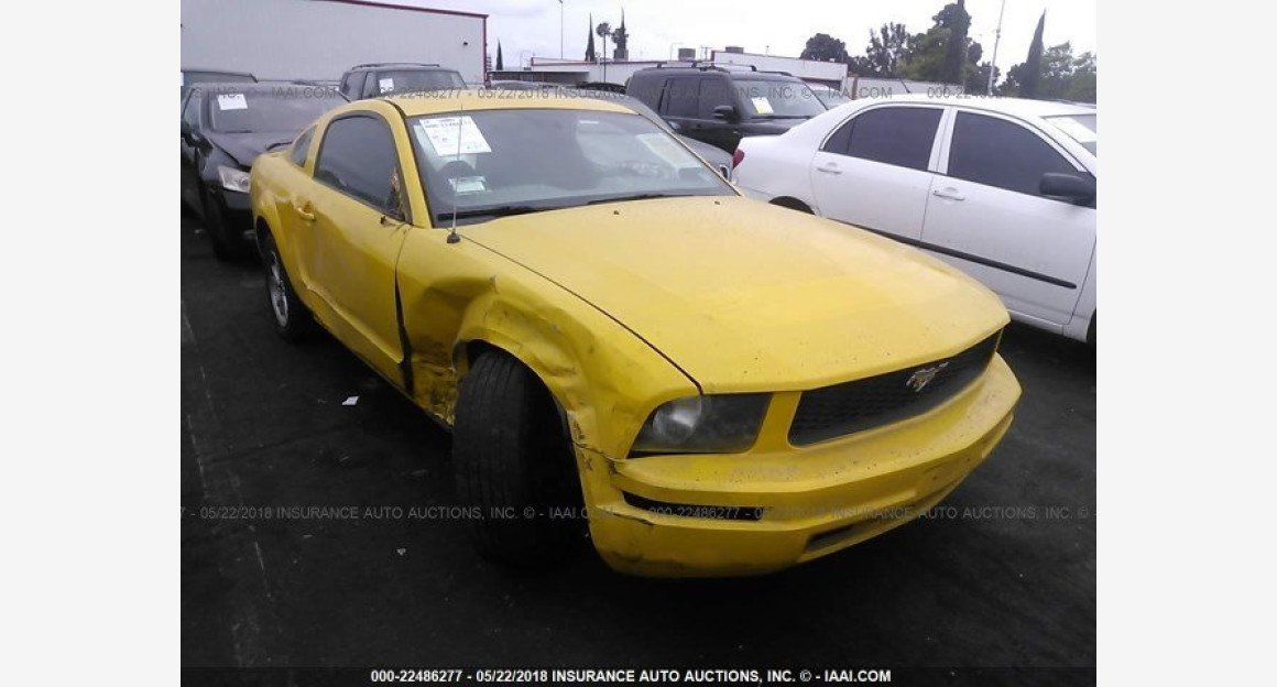 2006 Ford Mustang Coupe for sale 101015875