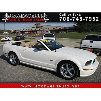 2006 Ford Mustang GT Convertible for sale 101126107