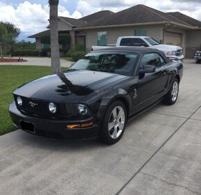 2006 Ford Mustang GT Convertible for sale 101062312