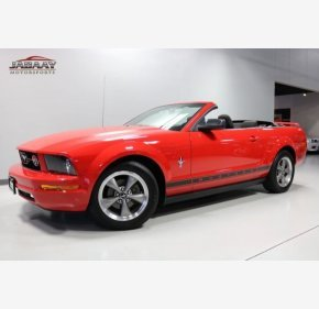 2006 Ford Mustang Convertible for sale 101064965