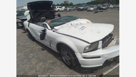 2006 Ford Mustang GT Convertible for sale 101190888