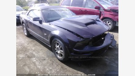 2006 Ford Mustang GT Convertible for sale 101191551