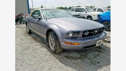 2006 Ford Mustang Convertible for sale 101193564