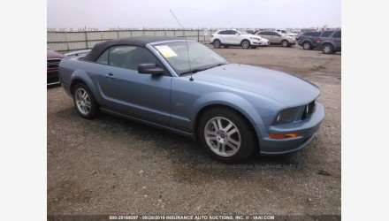 2006 Ford Mustang GT Convertible for sale 101206812
