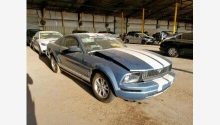 2006 Ford Mustang Coupe for sale 101219408