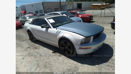 2006 Ford Mustang GT Convertible for sale 101220769