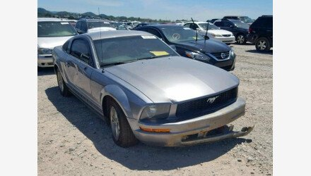 2006 Ford Mustang Coupe for sale 101224391