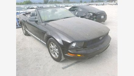 2006 Ford Mustang Convertible for sale 101224422