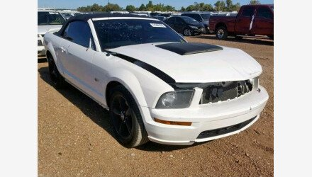 2006 Ford Mustang GT Convertible for sale 101225379