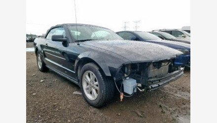2006 Ford Mustang Convertible for sale 101238626