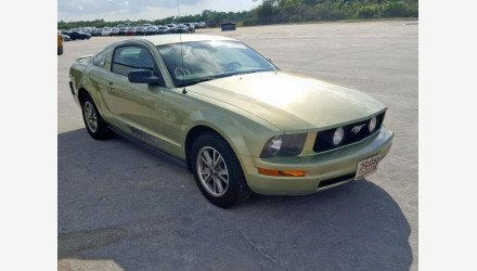 2006 Ford Mustang Coupe for sale 101239548