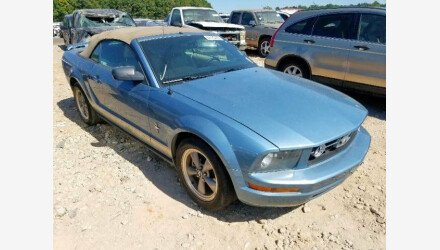 2006 Ford Mustang Convertible for sale 101239589