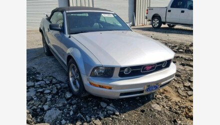 2006 Ford Mustang Convertible for sale 101240625