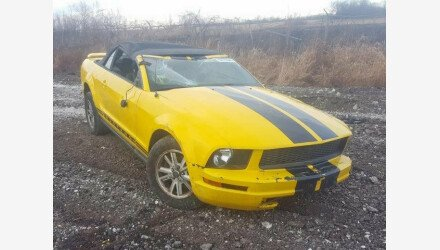 2006 Ford Mustang Convertible for sale 101266046