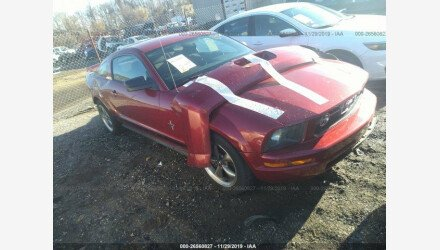 2006 Ford Mustang Coupe for sale 101266763