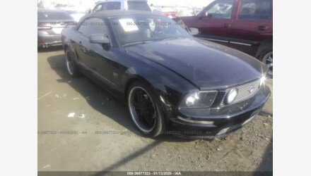 2006 Ford Mustang GT Convertible for sale 101273837