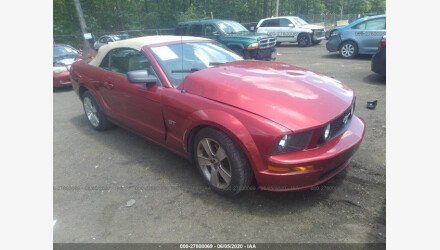 2006 Ford Mustang GT Convertible for sale 101340491