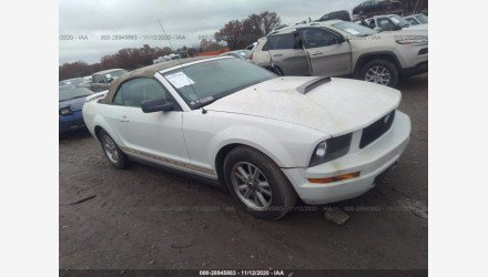 2006 Ford Mustang Convertible for sale 101409360