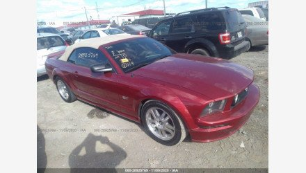 2006 Ford Mustang GT Convertible for sale 101411938