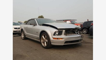 2006 Ford Mustang GT Convertible for sale 101412388
