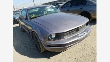 2006 Ford Mustang Coupe for sale 101413141