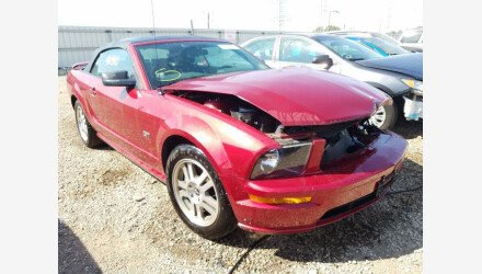 2006 Ford Mustang GT Convertible for sale 101417046