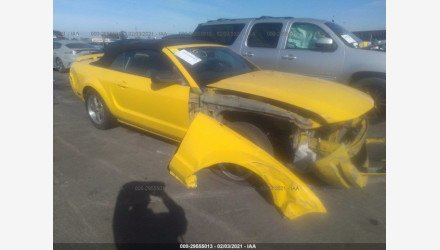 2006 Ford Mustang Convertible for sale 101455997