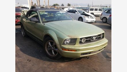 2006 Ford Mustang Convertible for sale 101458961
