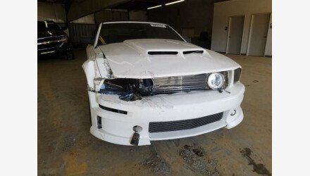 2006 Ford Mustang Convertible for sale 101483130