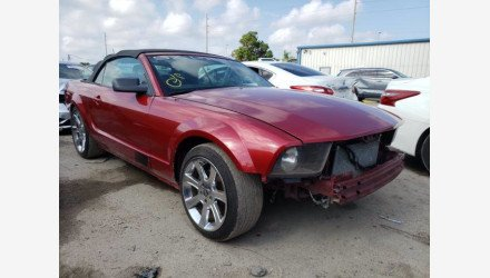 2006 Ford Mustang GT Convertible for sale 101488253