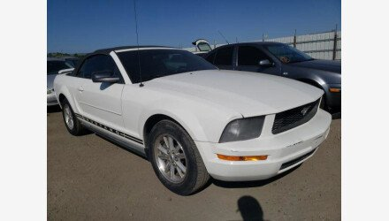 2006 Ford Mustang Convertible for sale 101488344