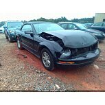 2006 Ford Mustang Convertible for sale 101625176