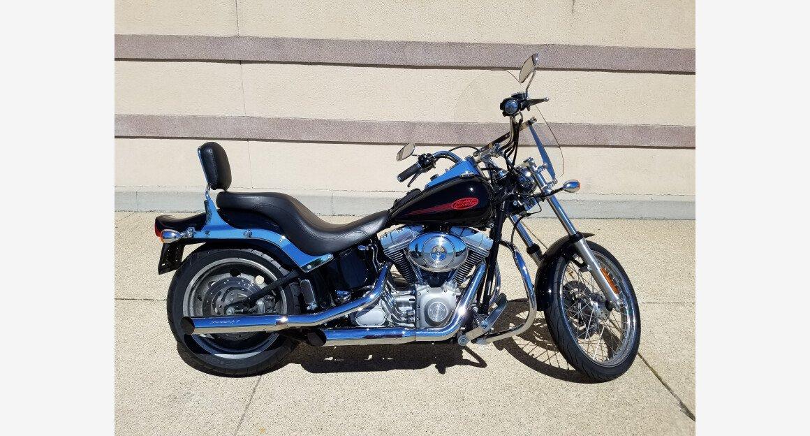 2006 Harley-Davidson Softail for sale 200600032