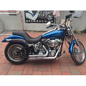 2006 Harley-Davidson Softail for sale 200742227
