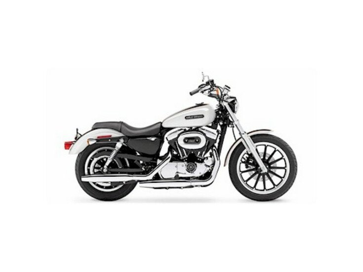 2006 Harley-Davidson Sportster 1200 Low Specifications