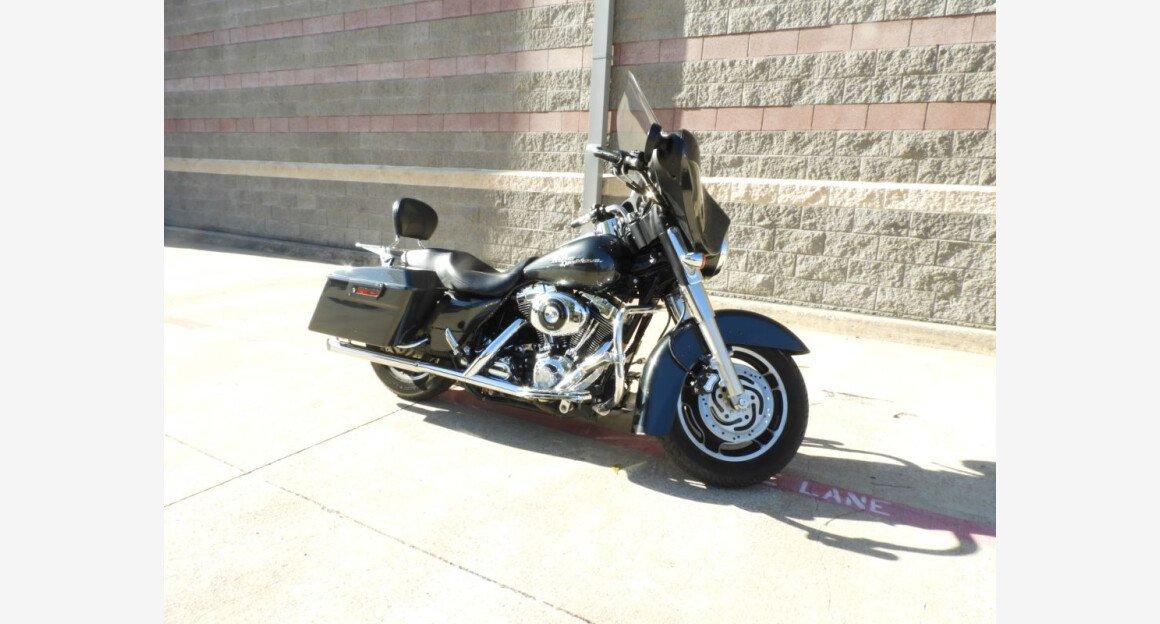 2006 Harley-Davidson Touring Street Glide for sale 200660683