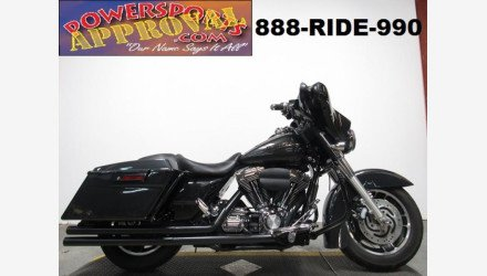 2006 Harley-Davidson Touring Street Glide for sale 200683325