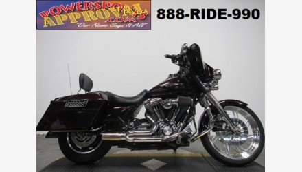 2006 Harley-Davidson Touring Street Glide for sale 200698313