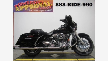 2006 Harley-Davidson Touring Street Glide for sale 200704538